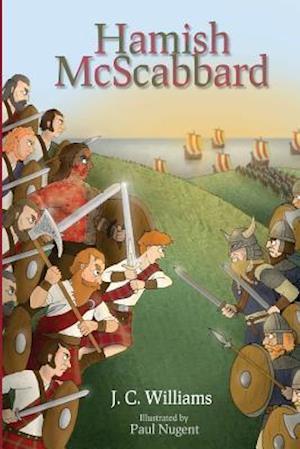 Bog, paperback Hamish McScabbard af J. C. Williams