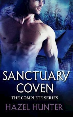 Bog, paperback Sanctuary Coven - The Complete Series af Hazel Hunter