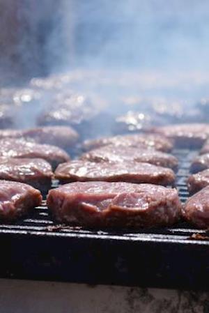 Bog, paperback Grilling Meat Journal af Cs Creations