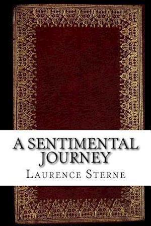 Bog, paperback A Sentimental Journey af Laurence Sterne
