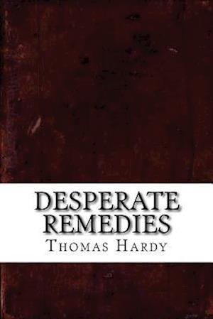 Bog, paperback Desperate Remedies af Thomas Hardy