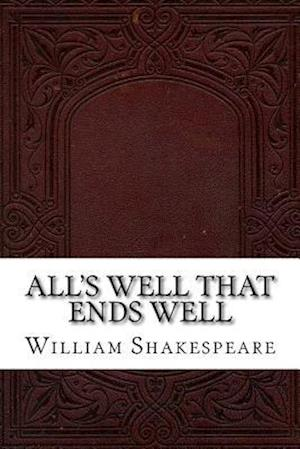 Bog, paperback All's Well That Ends Well af William Shakespeare