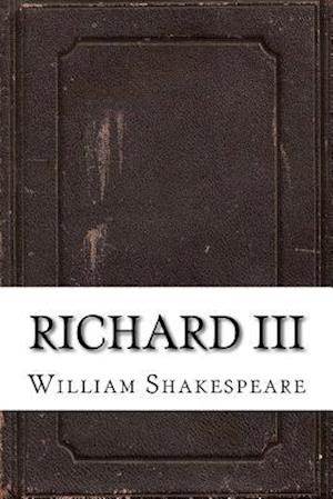 Bog, paperback Richard III af William Shakespeare