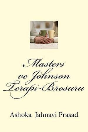 Bog, paperback Masters Ve Johnson Terapi-Brosuru af Dr Ashoka Jahnavi Prasad
