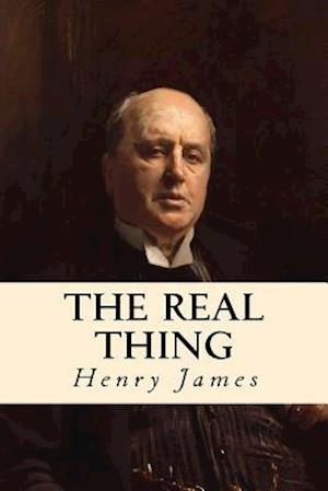 Bog, paperback The Real Thing af Henry James