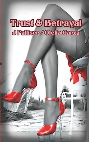 Bog, paperback Trust and Betrayal af J. Palliser