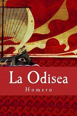 Bog, paperback La Odisea af Homero