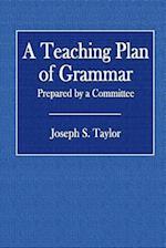 A Teaching Plan of Grammar