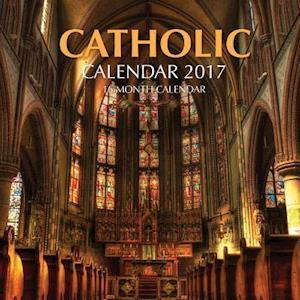 Bog, paperback Catholic Calendar 2017 af David Mann