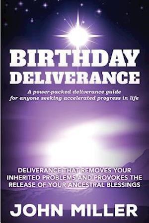 Bog, paperback Birthday Deliverance af John Miller