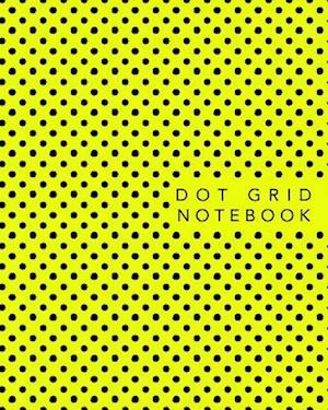 Bog, paperback Dot Grid Notebook af Book Design Ltd