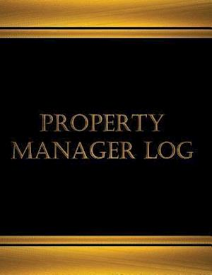 Bog, paperback Property Manager (Log Book, Journal - 125 Pgs, 8.5 X 11 Inches) af Centurion Logbooks