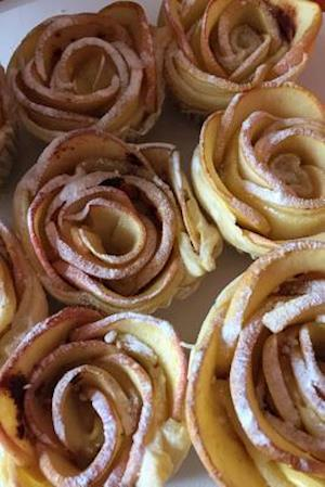 Apple Roses Baking Journal