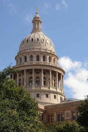 Bog, paperback Texas State Capitol Building Journal af Cs Creations