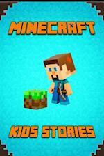 Minecraft Kids Stories af Minecraft Books Paperback