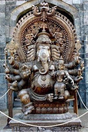 Bog, paperback Ganesh Hindu Journal af Cs Creations