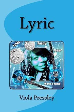 Bog, paperback Lyric af Viola Pressley
