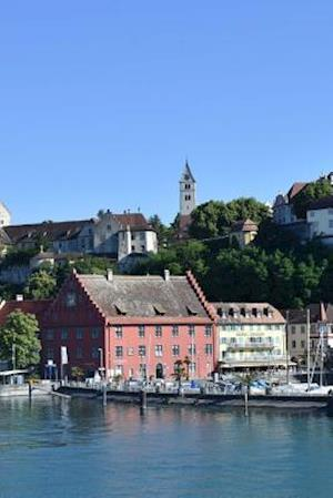 Bog, paperback Meersburg, Germany on Lake Constance af Unique Journal