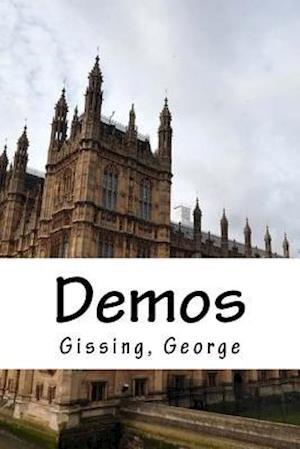Bog, paperback Demos af Gissing George