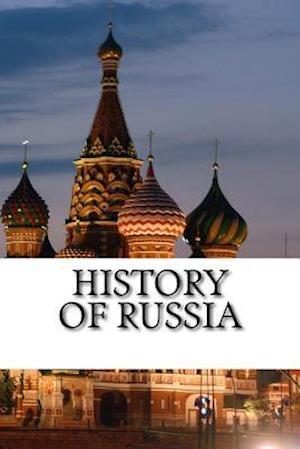 Bog, paperback History of Russia af Carl Joyner