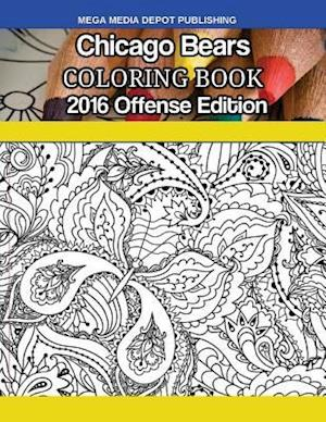 Chicago Bears 2016 Offense Coloring Book
