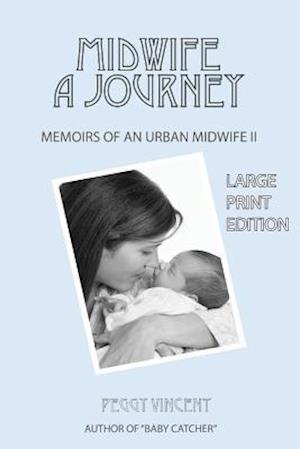 Bog, paperback Midwife af Peggy Vincent