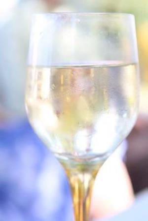 Bog, paperback White Wine Time Journal af Cs Creations