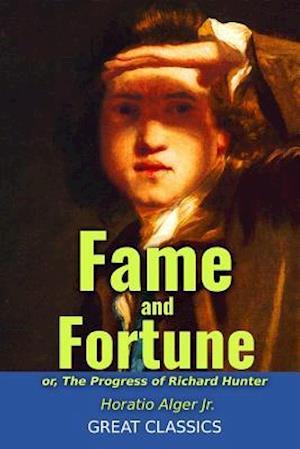Bog, paperback Fame and Fortune af Horatio Alger Jr