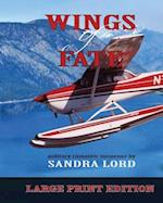 Wings of Fate af Sandra Lord