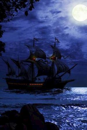 Bog, paperback Fantasy Pirate Ship Journal af Cs Creations