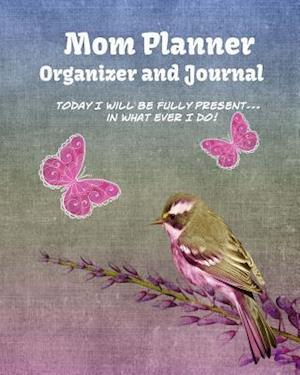 Bog, paperback Mom Planner Organizer and Journal af Debbie Miller