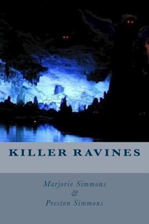 Bog, paperback Killer Ravines af Marjorie Simmons
