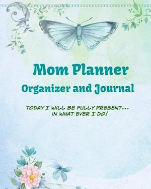 Bog, paperback Mom Planner Organizer and Journal af Debbie Miller