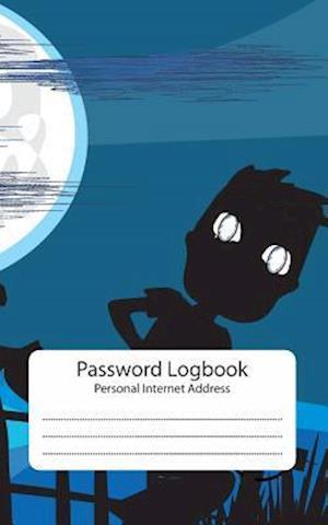 Bog, paperback Password Log af Jame Sonol