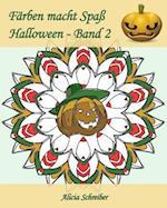 Farben Macht Spass - Halloween - Band 2