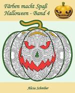 Farben Macht Spass - Halloween - Band 4