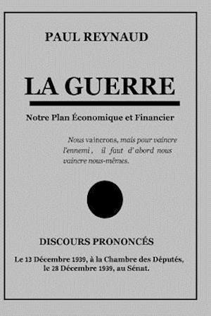 Bog, paperback La Guerre af Paul Reynaud