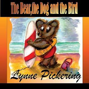 Bog, paperback The Bear, the Dog and the Bird af Lynne Pickering