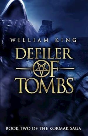 Bog, paperback Defiler of Tombs af William King