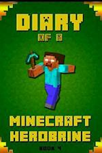 Diary of a Minecraft Herobrine af Minecraft Books Paperback, Minecraft Books, Minecraft Books For Kids