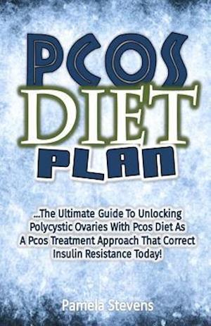 Bog, paperback Pcos Diet Plan af Pamela Stevens