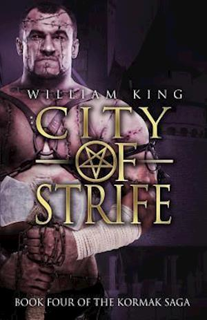 Bog, paperback City of Strife af William King