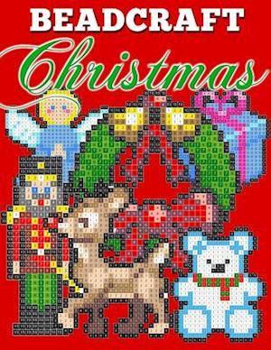 Bog, paperback Beadcraft Christmas af Johnathan Roy