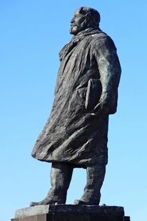Bog, paperback Cornelis Lely Statue in Holland af Unique Journal