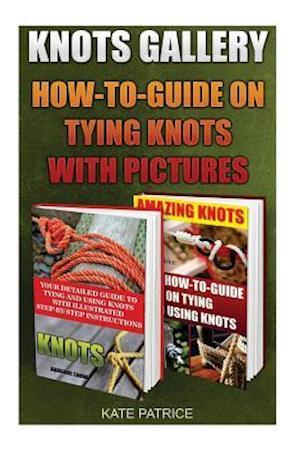 Bog, paperback Knots Gallery af Kate Patrice