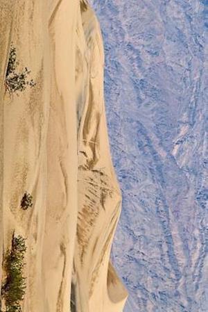 Bog, paperback The Desolate Landscape of Death Valley in California af Unique Journal