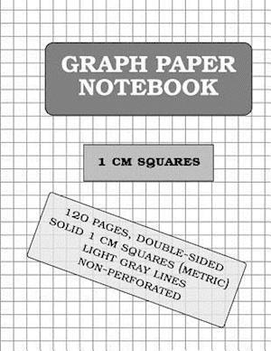 Bog, paperback Graph Paper Notebook af Graph Paper and More
