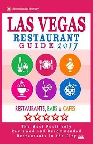 Bog, paperback Las Vegas Restaurant Guide 2017 af Charles F. Wharton