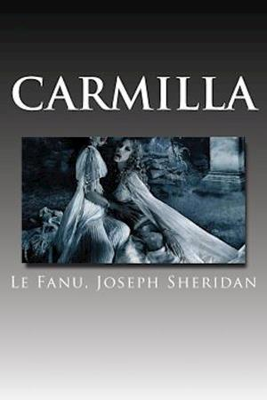Bog, paperback Carmilla af Le Fanu Joseph Sheridan