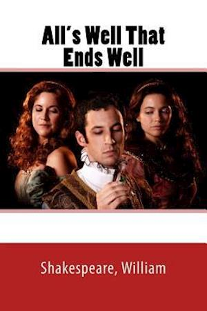Bog, paperback All's Well That Ends Well af Shakespeare William